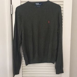Ralph Lauren Polo Crewneck Sweater size Large